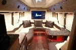 salon arriere tourbus Absolute Touring france