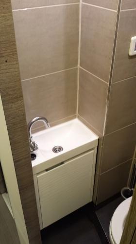 wc simple étage